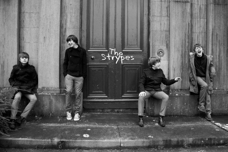 Amazing toddlers!... :P The Strypes