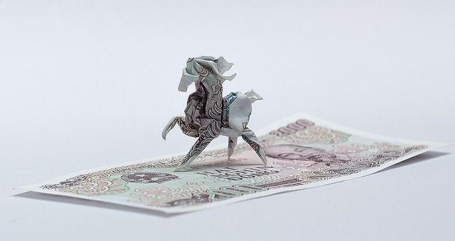 Horse by Cường Origami