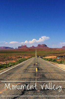 It's time...: Monument Valley