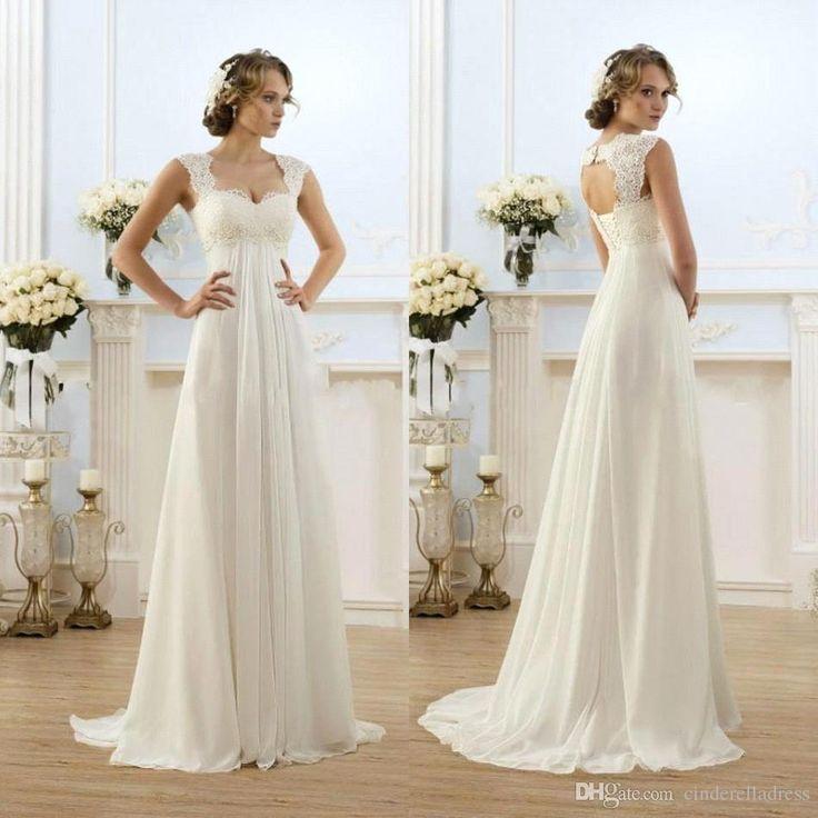248 best wedding dresses images on Pinterest | Formal dress, Formal ...