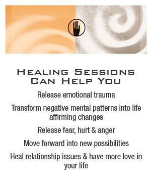 Healing starts from the inside out