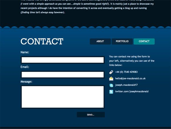 Your Contact Page A Dead End? - https://www.mmweb.works/your-contact-page-a-dead-end/