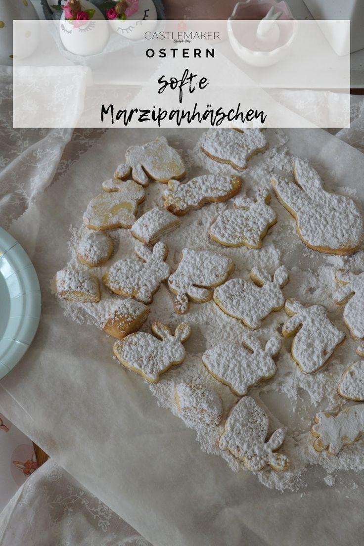 marzipan Bunny   – Castlemaker Lifestyle-Blog Rezepte & mehr