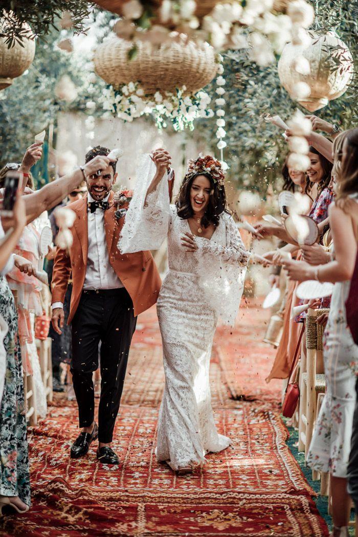 This Spectacular Moroccan Wedding At Villa Taj Marrakech Left Literally No Detail Untouched Junebug Weddings Marrakesh Wedding Turkish Wedding Moroccan Wedding