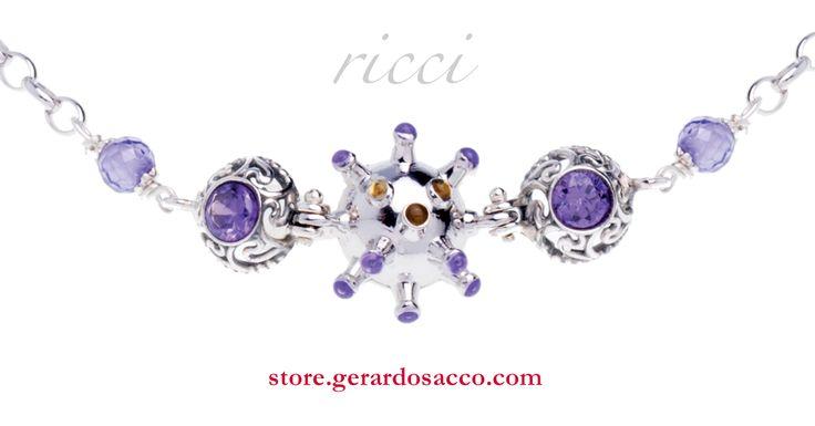 L'attesa si trasforma in Magia… I gioielli della linea Ricci finalmente anche online! Lasciati sedurre dal fascino carismatico dei Ricci!