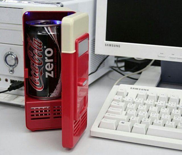 Mini USB Fridge