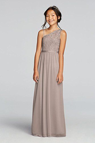 One Shoulder Long Lace Bodice Dress Style JB9014, Biscotti, 10 David's Bridal http://www.amazon.com/dp/B01AOO9K7U/ref=cm_sw_r_pi_dp_7jX0wb01Q5ZR6