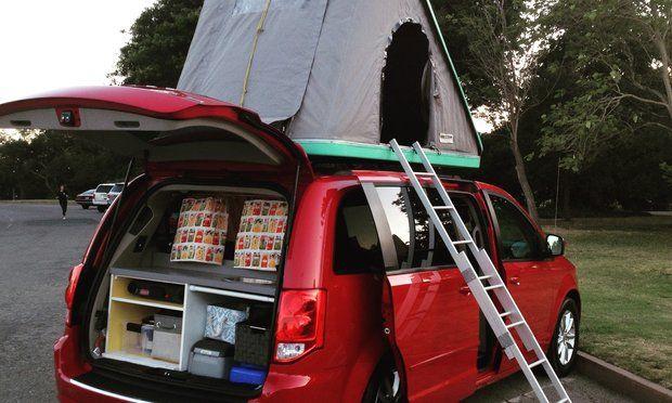 Dodge Grand Caravan Rental in Oakland, CA — RelayRides