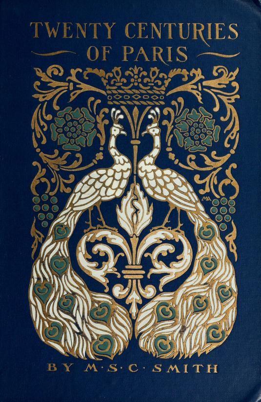 Twenty centuries of Paris (1913) by Mabel Smith