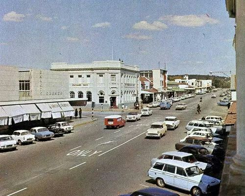Gwelo in the 60's