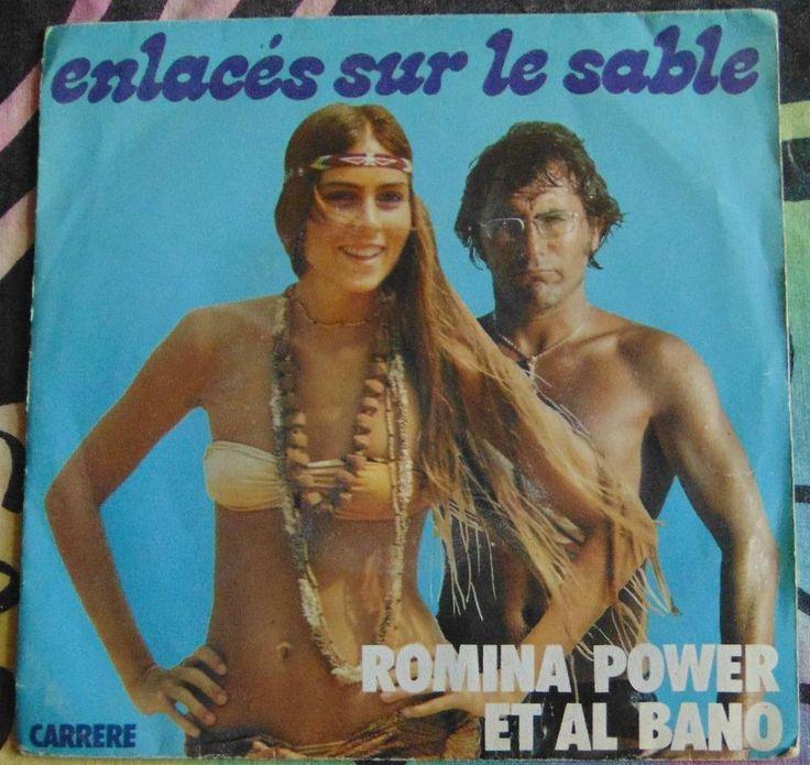 POP VOCALS..ROMINA POWER et ALL BAND.... SUR LE SABLE...1977 FRANCE IMPORT HEAR #CLASSICROCKPOPEASYLISTENINGROCKNROLLPOPVOCALSWORLDMUSICCHANSONREDVINYL