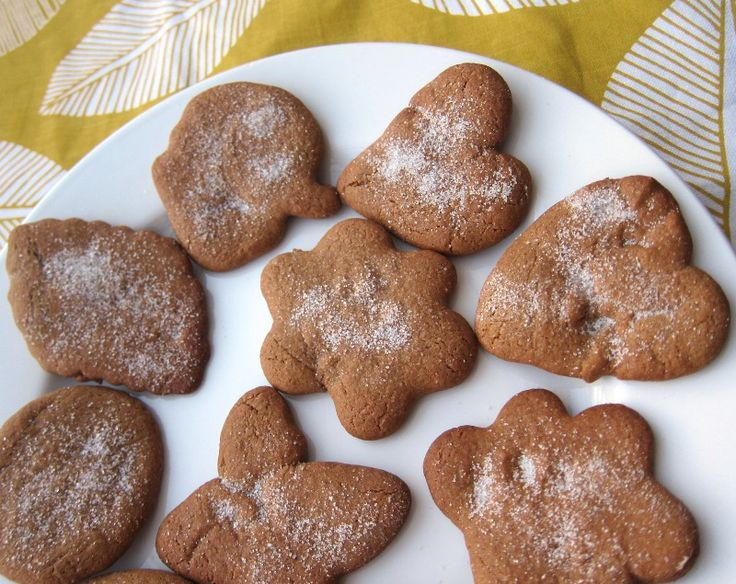 easy gingerbread cookies recipe - how to make gingerbread cookies