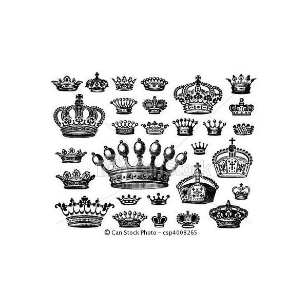 Vector Clipart of Heraldry Ornament Set - Heraldry Icon Vector Set Colors are... csp5022630 - Search Clip Art, Illustration, Drawings and Ve...