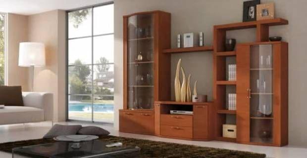 Decora tu hogar con muebles de color cerezo