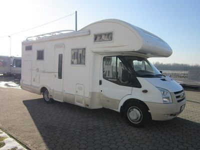 Kentucky Camp Estro 5 - Camper mansardato usato -    AUROcaravan srl - Via L. Galvani 2 - 20875 Burago Molgora (MB) - Tel. 0396880134