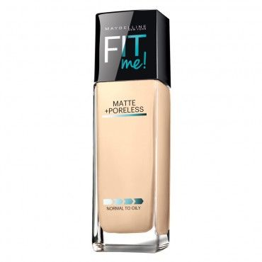 Maybelline Fit Me! Matte + Poreless Foundation 30 mL