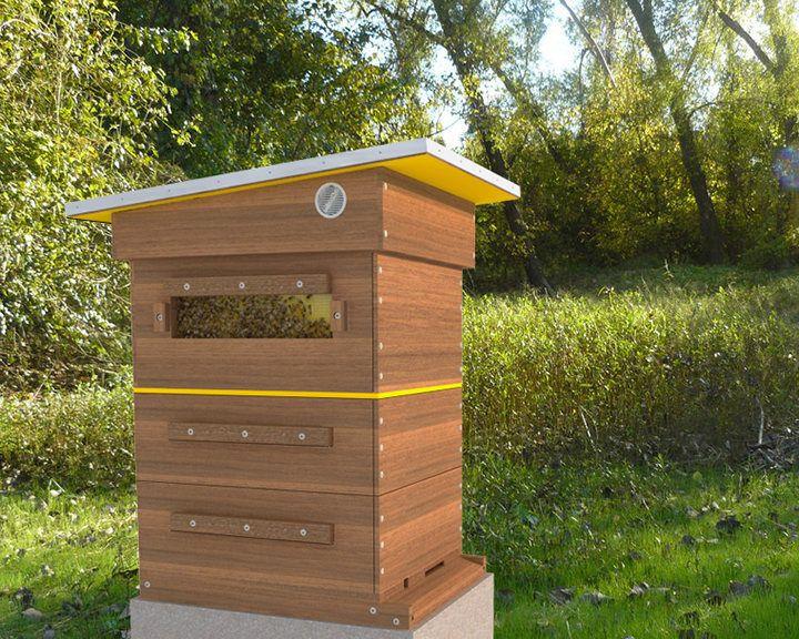 Goplanbee Beekeeping Diy Beehive Design Bee Hive