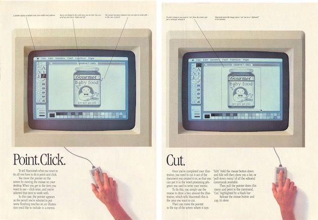 Il y a 30 ans, lorsque l'interface utilisateur du Mac faisait débat   MacGeneration