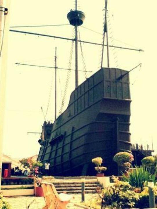 the ship @ Melaka