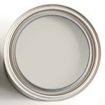 Nate Berkus Favorite Light Gray Paints Benjamin Moore's Moon Shadow (#1516) Benjamin Moore's Silver Lake (#1598) Perfect for the hall