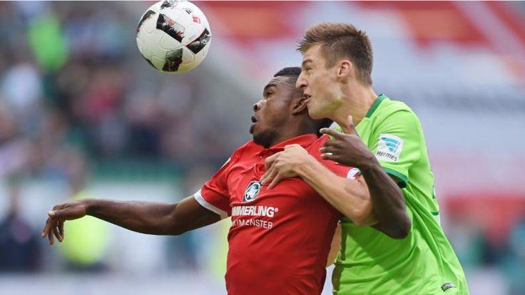 Wolfsburg – Mainz 0:0 | Torlos-Festspiele von Gomez gehen weiter - Bundesliga Saison 2016/17 - Bild.de