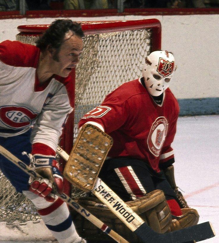 Gilles Meloche and Yvon Cournoyer | NHL | Hockey