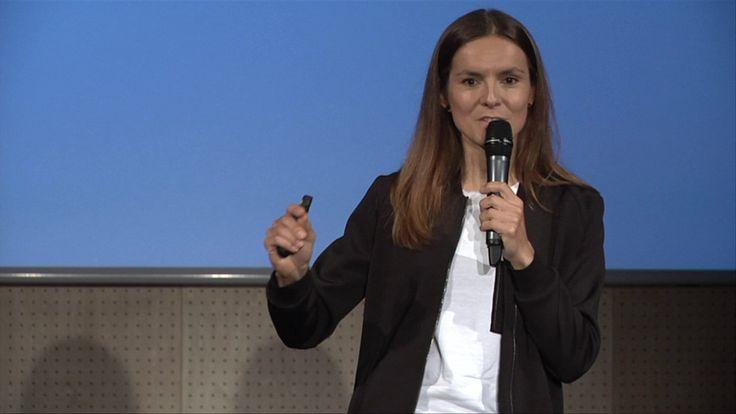 Prosta recepta na wygrywanie | Maja Włoszczowska | TEDxPolitechnikaWrocl...