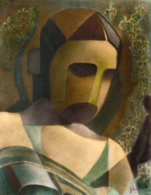 John Olav Riise - Negro Woman, 1925.
