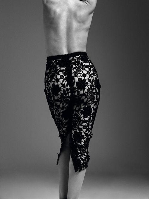 Monica Bellucci | Bryan Adams | Zoo Summer 2012 | ScreenSiren - 3 Sensual Fashion Editorials | Art Exhibits - Anne of Carversville Women's News