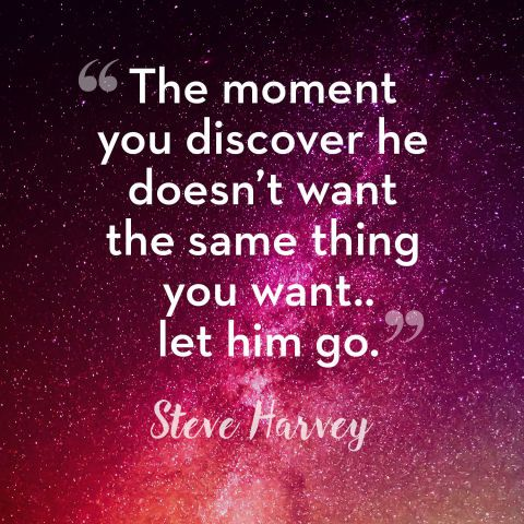 Sometimeswe all need a little Steve-spo to get us back on track with our love lives.
