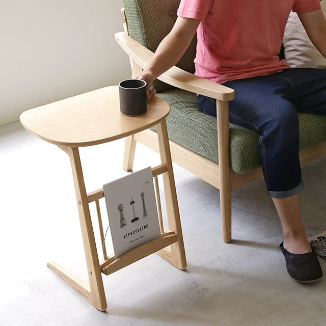 ソファサイドテーブル Henry 家具・インテリア通販 Re:CENO【リセノ】