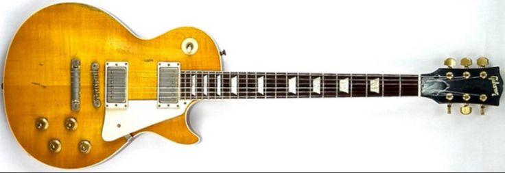 Gibson Custom Shop Gary Rossington Les Paul R9