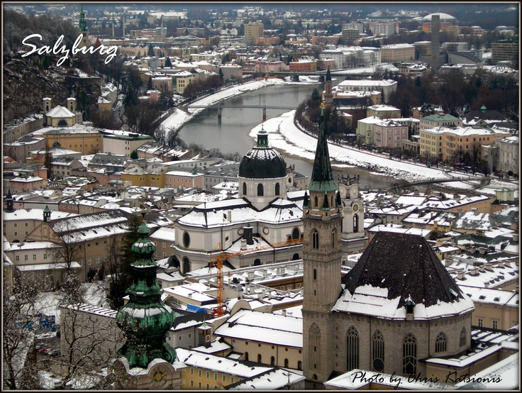 Travel in Clicks: Salzburg