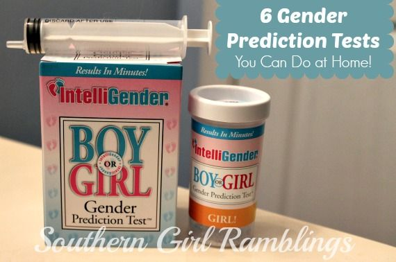 6 Gender Prediction Tests You Can Do At Home #pregnancy #review #sponsored