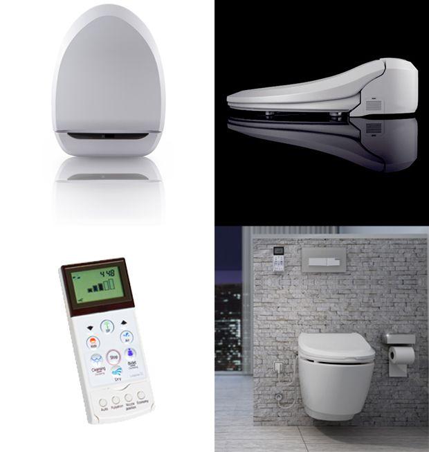 1000+ Ideas About Wc Japonais On Pinterest   Vague Japonaise ... Hi Tech Toilette Mit Wasserstrahl