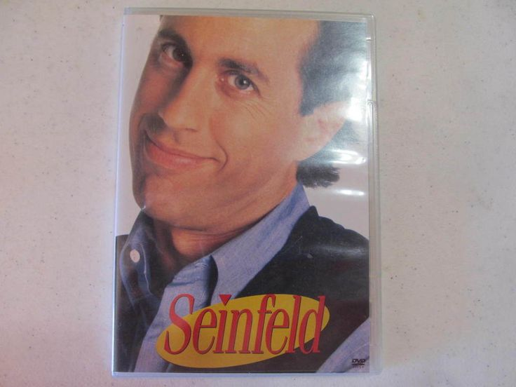 SEINFELD DISC 1, SEASON 1 EPISODE 1-5