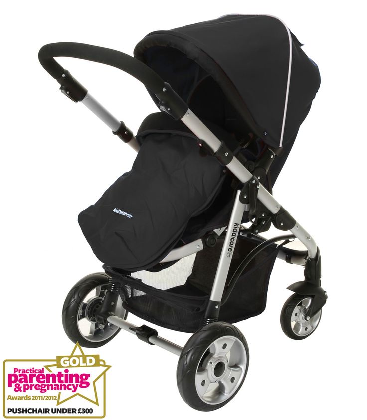 Example Of A Backward Facing Stroller Sometimes Called