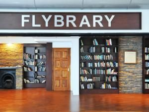 It's a place where books fly off the shelves and hopefully, others land in their place. A novel concept at the Cape Town International Airport has taken over a small corner of the arrivals hall.
