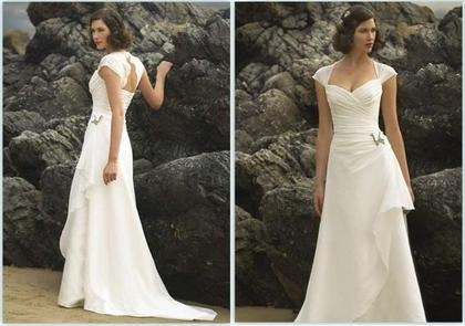 Casablanca wedding dress #casablancabridal #weddingdress