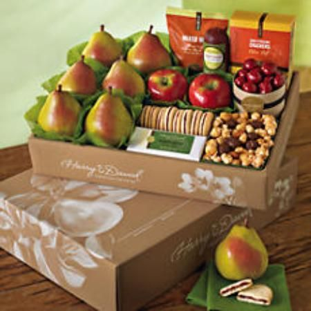 Flowers is proud to add Harry & David to the family! Check out their famous gift baskets and gourmet food from Riviera Pears to Moose Munch and more! Harry & David® Fruit & Snack Gift Boxes $ - $ Shipped in a Gift Box Harry and David® Favorite Royal Riviera® Pears $ - $ Shipped in a Gift Box. Earliest Delivery.