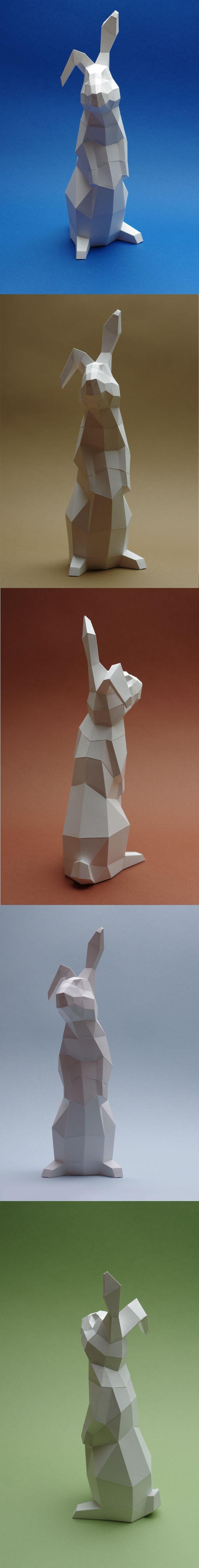 Paperwolf Rabbit.