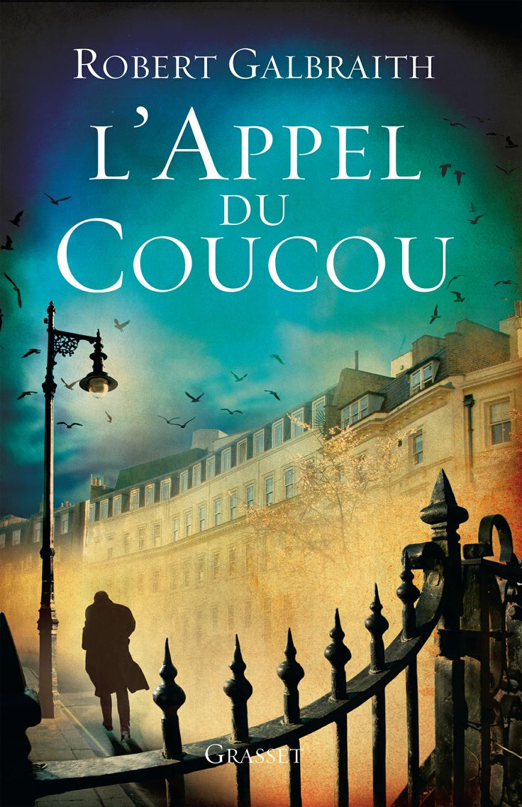 Robert Galbraith - L'Appel du Coucou (check!)