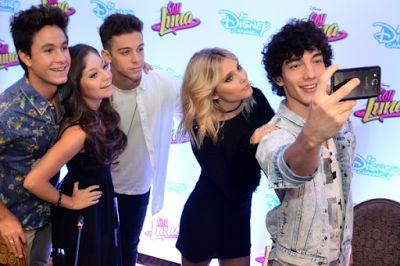 "Teleseries.cl: Disney Channel lanzó ""Soy Luna"" en Chile"