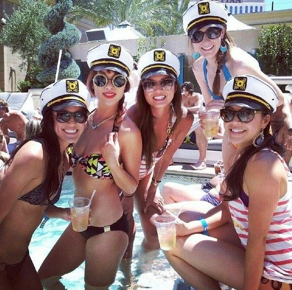 sailor bachelorette - Oh if only we could celebrate it in the sun!