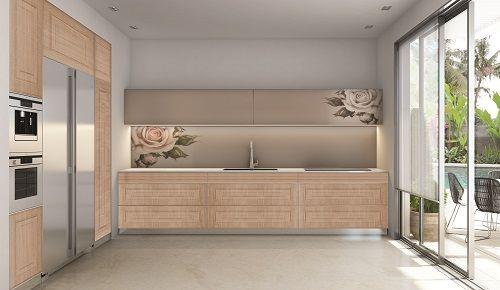 דלתות לרהיטים כסגנון עיצובי   בלורן פרזול