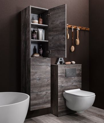 10 Coolest Bathroom Storage Ideas For An Efficient Home | Small Bathroom  Storage, Bathroom Storage And Storage Ideas