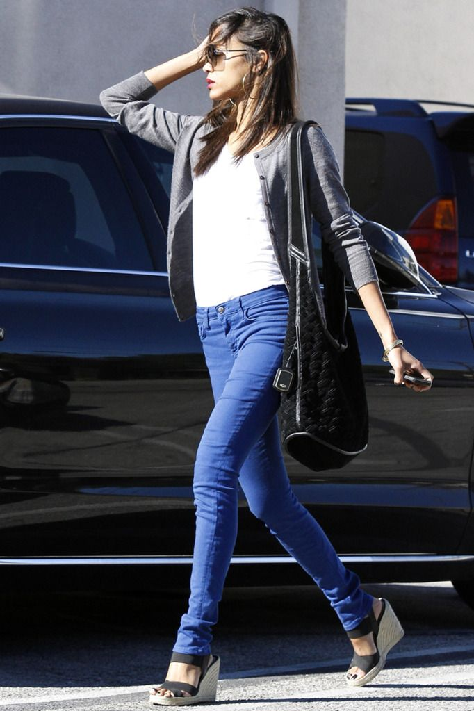 zoe saldana style | ... blogthis share to twitter share to facebook labels rockin street style