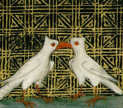 Les colombes (Les coulons)