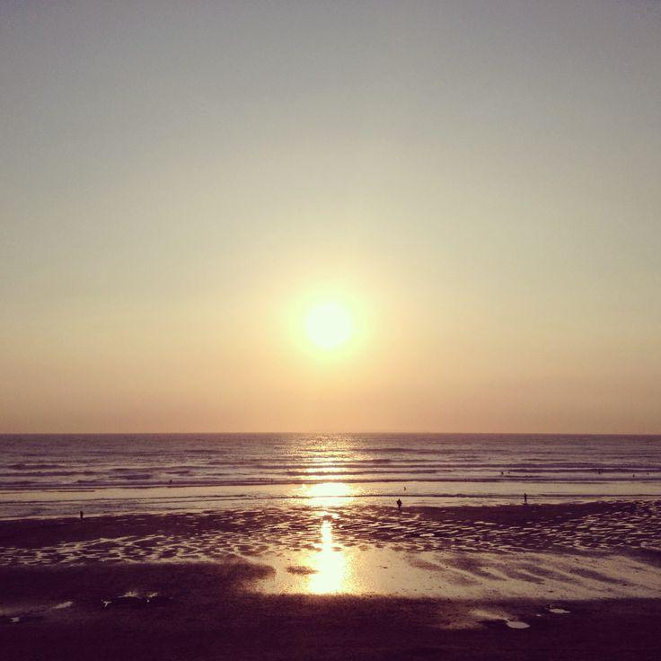 Croyde bay sunset #NDevon #NorthDevon #Devon