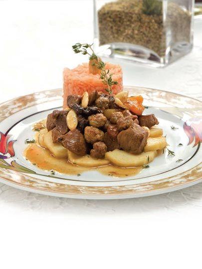Terkib-i çeşidiyye Tarifi - Türk Mutfağı Yemekleri - Yemek Tarifleri